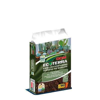 DCM Ecoterra® Cactussen, Vet- & Rotsplanten