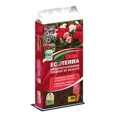 DCM Ecoterra® Geraniums & Bloeiende Planten