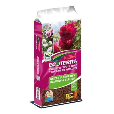 DCM Ecoterra® Rosiers & Fleurs
