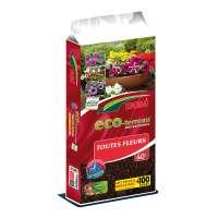DCM Eco-Terreau® Géraniums & Toutes Fleurs