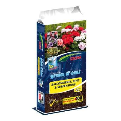 DCM Grain d'eau® & Aquaterra