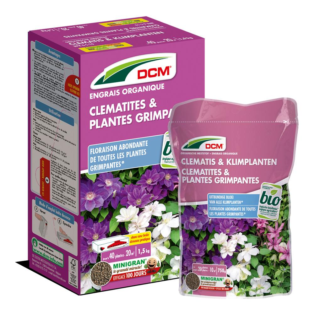 Engrais Clématites & Plantes grimpantes DCM