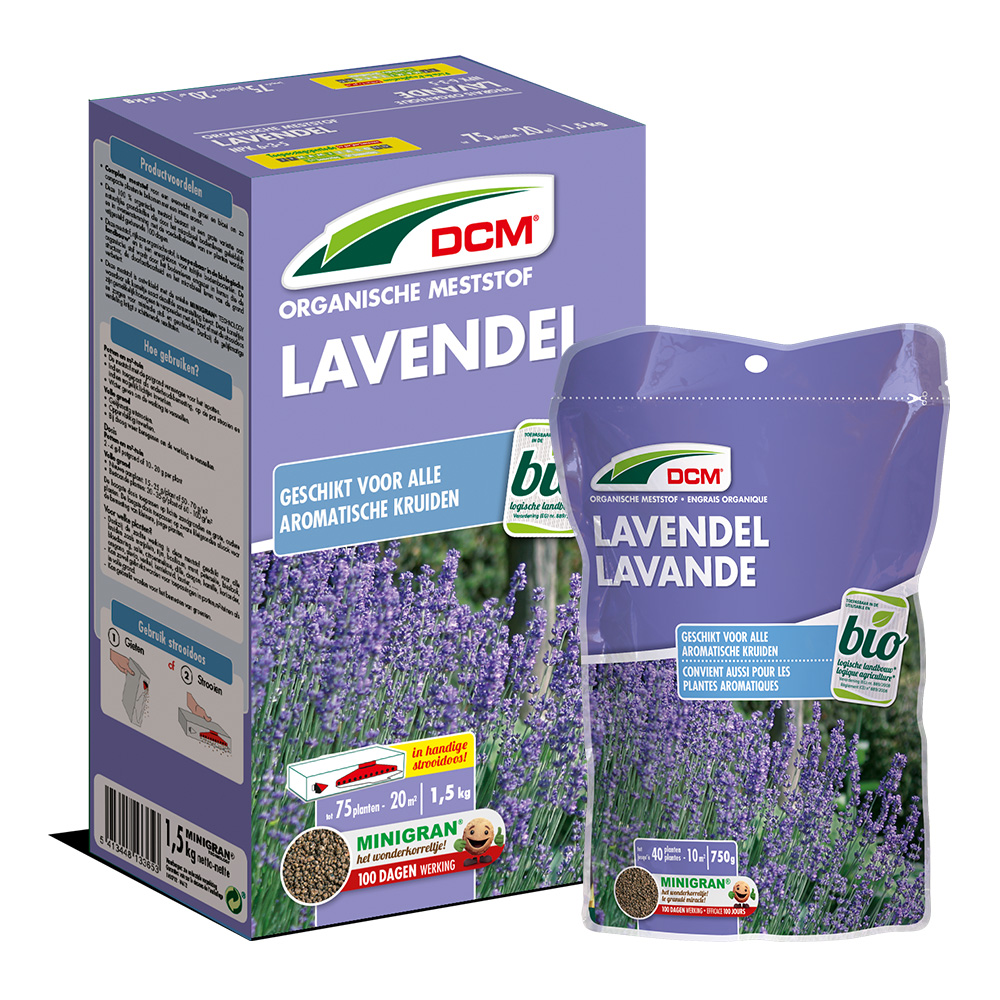 DCM Meststof Lavendel