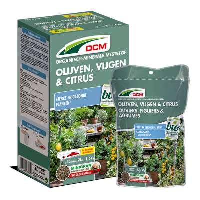 DCM Meststof Olijven, Vijgen & Citrus