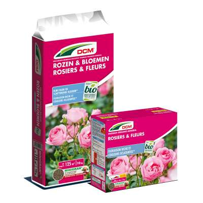Engrais Rosiers & Fleurs DCM