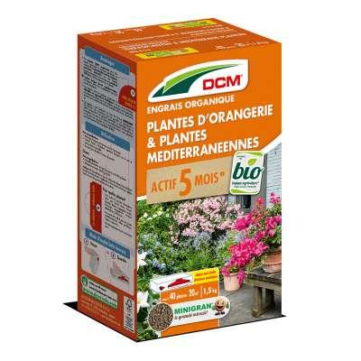 Engrais Plantes d'Orangerie & Plantes méditerranéennes DCM