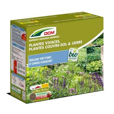 Engrais Plantes vivaces, Lierre & Plantes couvre-sol DCM
