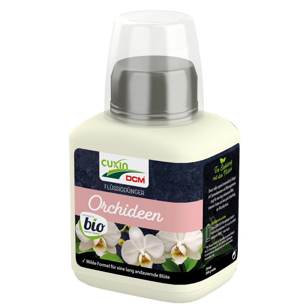 CUXIN DCM Flüssigdünger Orchideen Bio