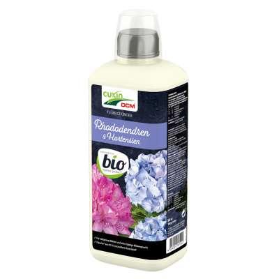 CUXIN DCM Flüssigdünger Rhododendren & Hortensien Bio