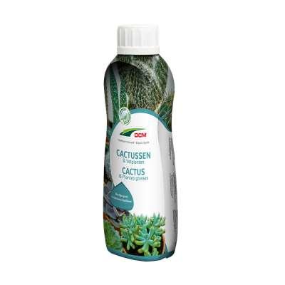 Engrais liquide Cactus & Plantes grasses DCM