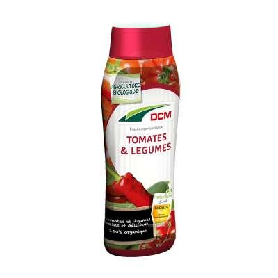 Engrais liquide Tomates & Légumes DCM