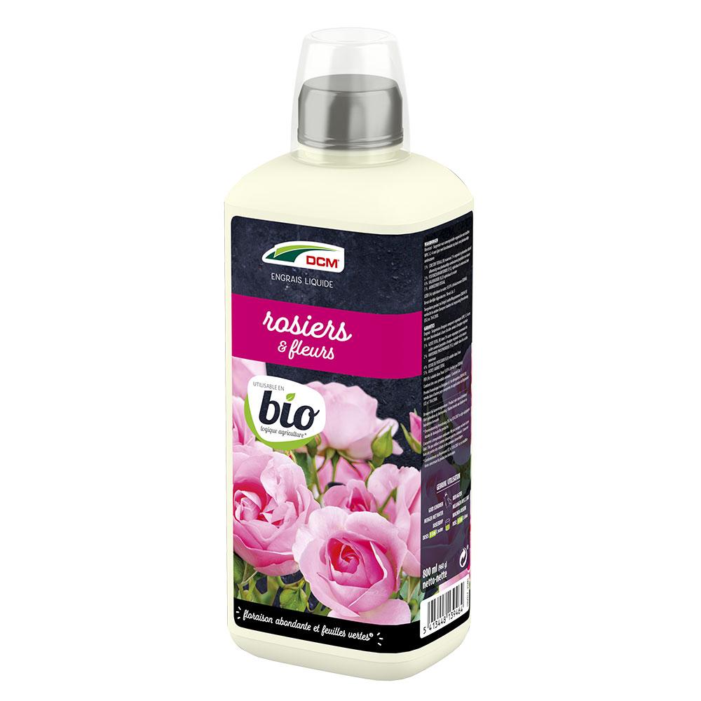 Engrais Liquide Rosiers & Fleurs DCM