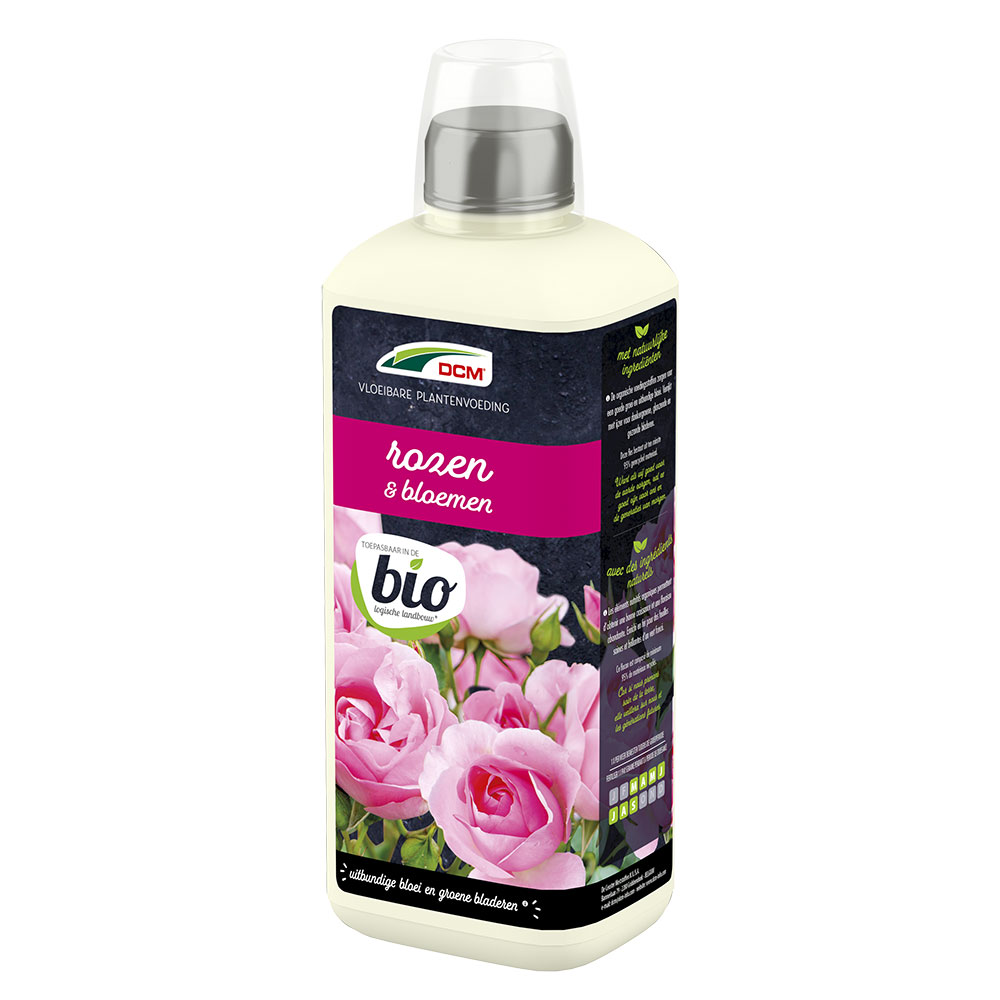 DCM Vloeibare Meststof Rozen & Bloemen