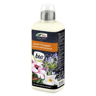 Engrais Liquide Plantes d'Orangerie & Méditerranéennes DCM