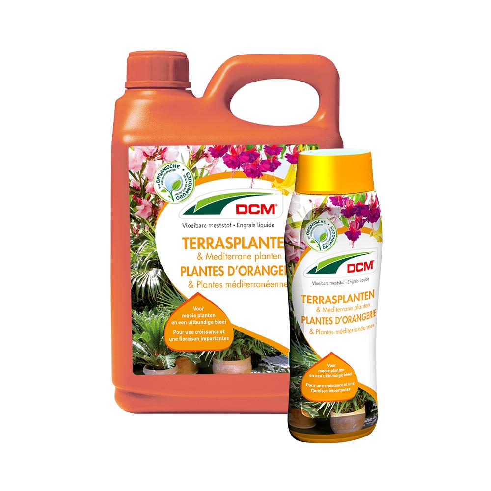 DCM Vloeibare Meststof Terrasplanten & Mediterrane Planten