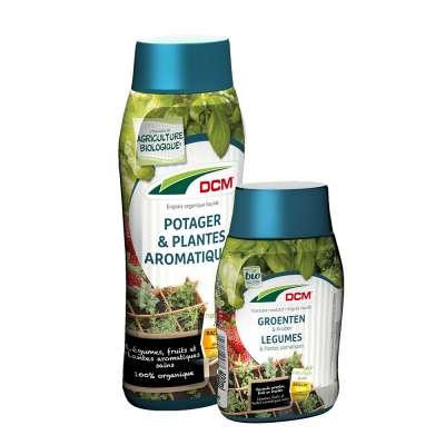 Engrais liquide Potager & Plantes aromatiques DCM